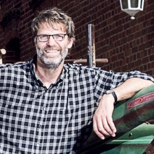Heiner, der Bauer auf dem Hof